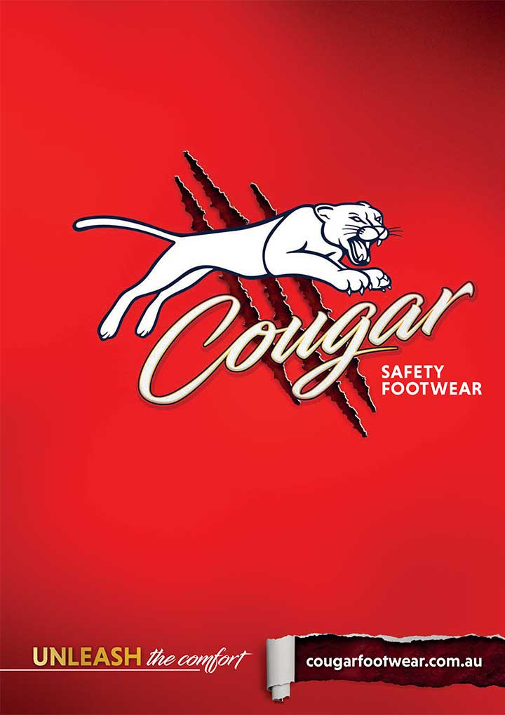 Cougar Safety Footwear